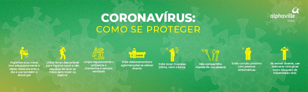 Coronavírus: Como se proteger
